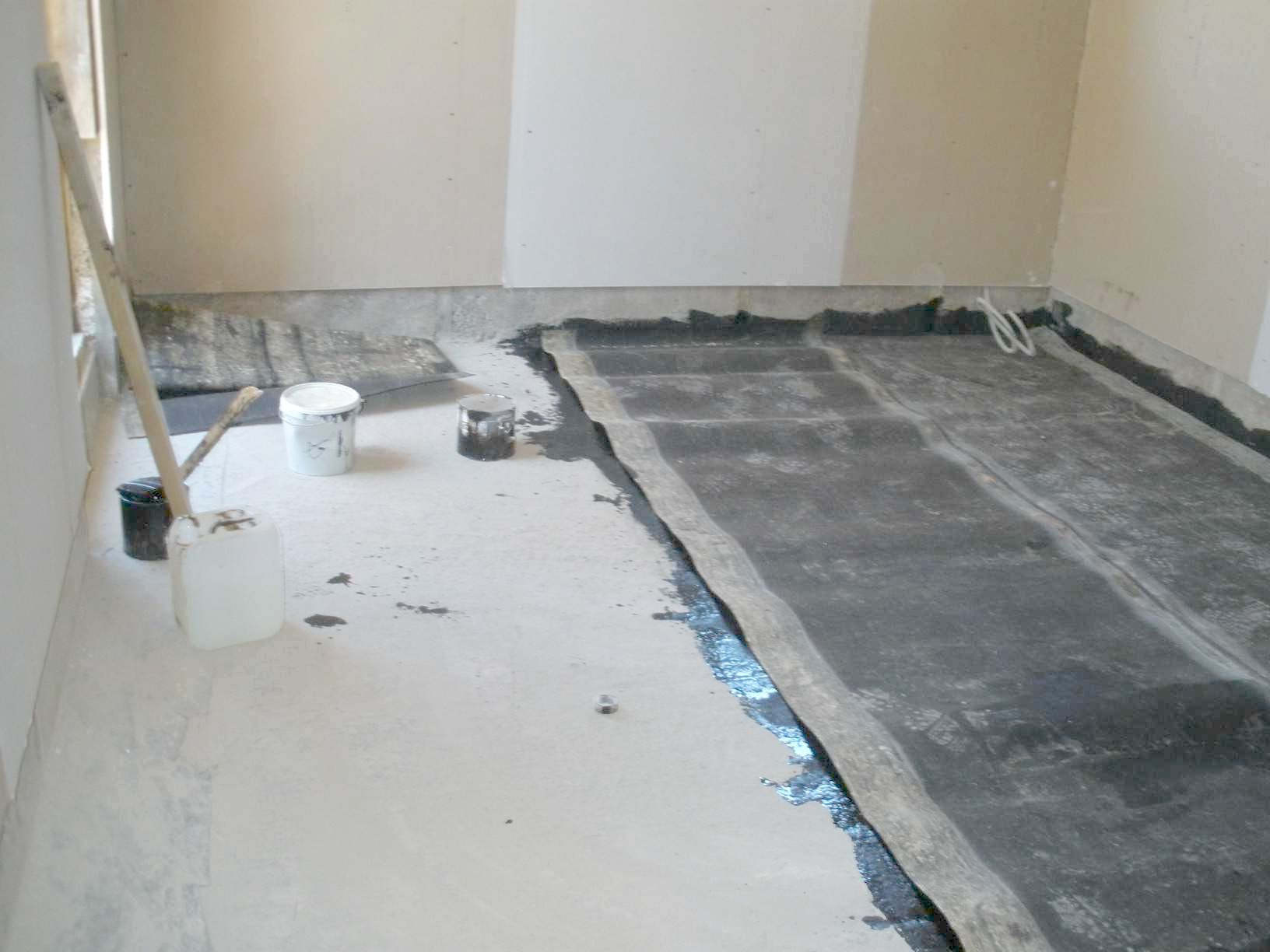 цена стяжки пола песчано цементным раствором